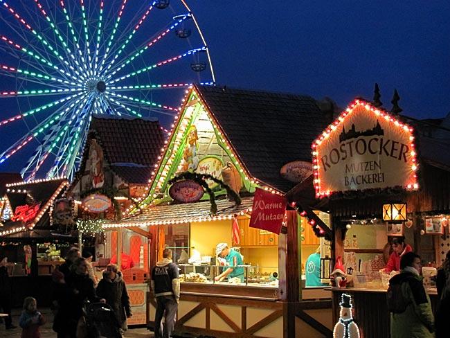 Weihnachtsmarkt in rostock marc poels