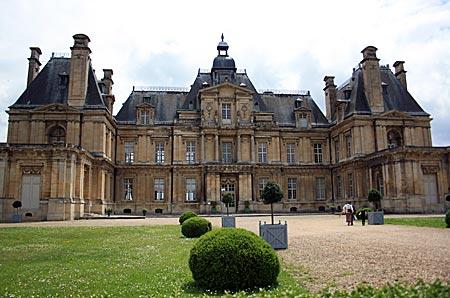 Frankreich - Maison-Laffitte im Département Yvelines