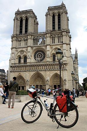 Frankreich - Paris - Notre Dame