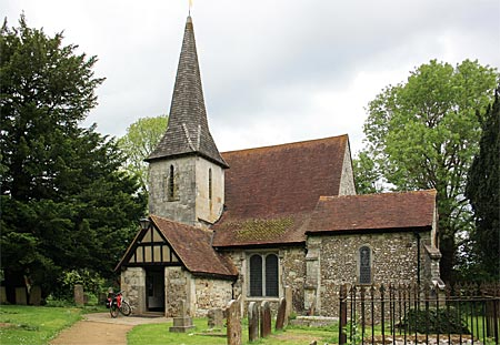 England - Kirche St. Peter & St. Paul