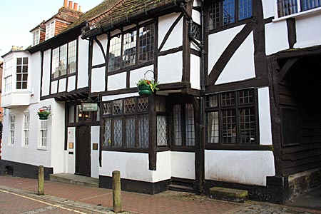 England - Fachwerkhaus in East Grinstead