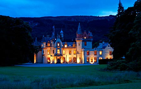 Schottland - Aldourie Castle in Inverness