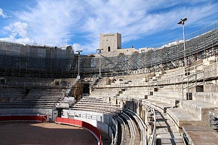 Arles - Amphitheater - Südfrankreich