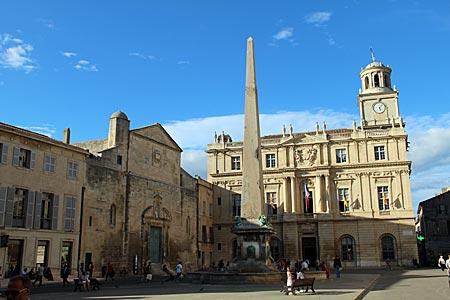 Arles - Innenstadt - Südfrankreich