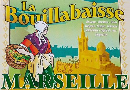 Marseille - Bouillabaisse