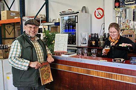 Frankreich - Champagne-Ardenne - Bier in Montier-en-Der