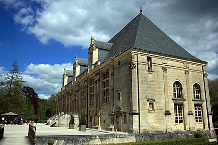 Frankreich - Champagne-Ardenne - Renaissanceschloss in Joinville