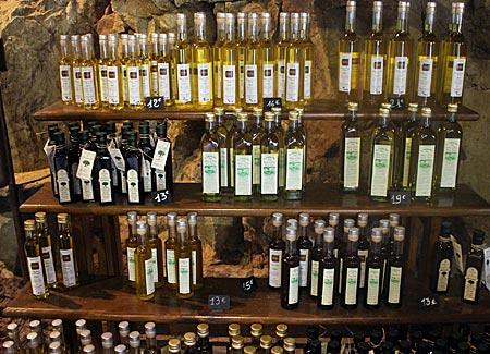 Korsika - Olivenöl aus der Balagne