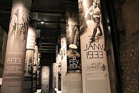 Südfrankreich - Les Milles - Ausstellung