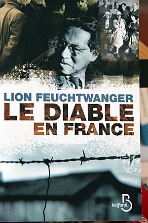 """Südfrankreich - Les Milles - Feuchtwanger """"Der Teufel in Frankreich."""""""