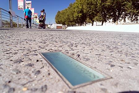 Frankreich - Nantes - Loire-Promenade