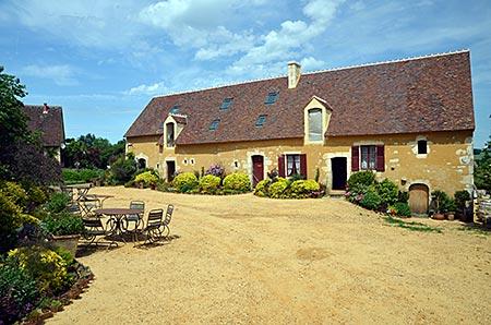 Frankreich - Normandie - Perche - Domaine de la Louveterie