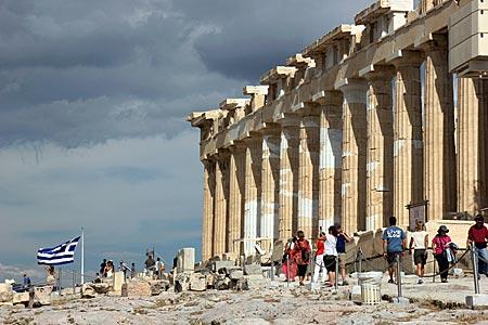 Griechenland - Athen - Akropolis