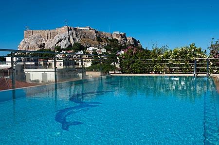 Griechenland - Athen - Electra Hotel