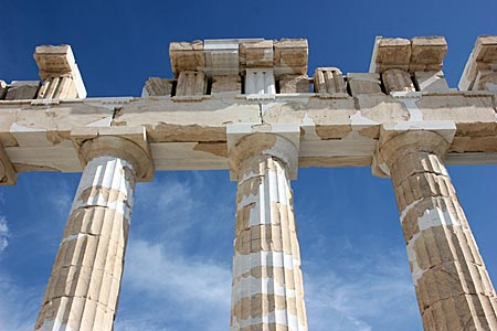 Griechenland - Athen - Akropilis