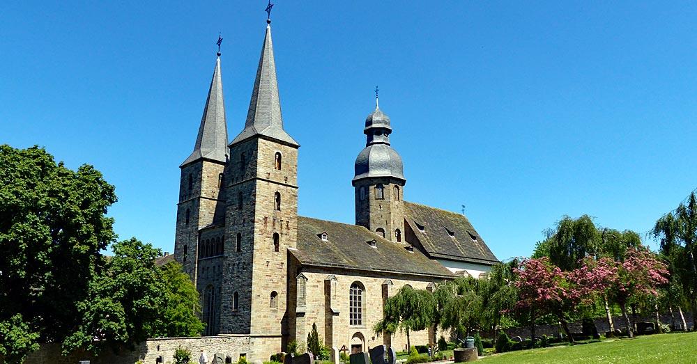 Ostwestfalen Klostertour