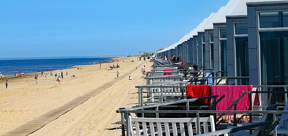 Niederlande: An der Küste zuhause - Strandhuisje steht für sorglosen Familienurlaub