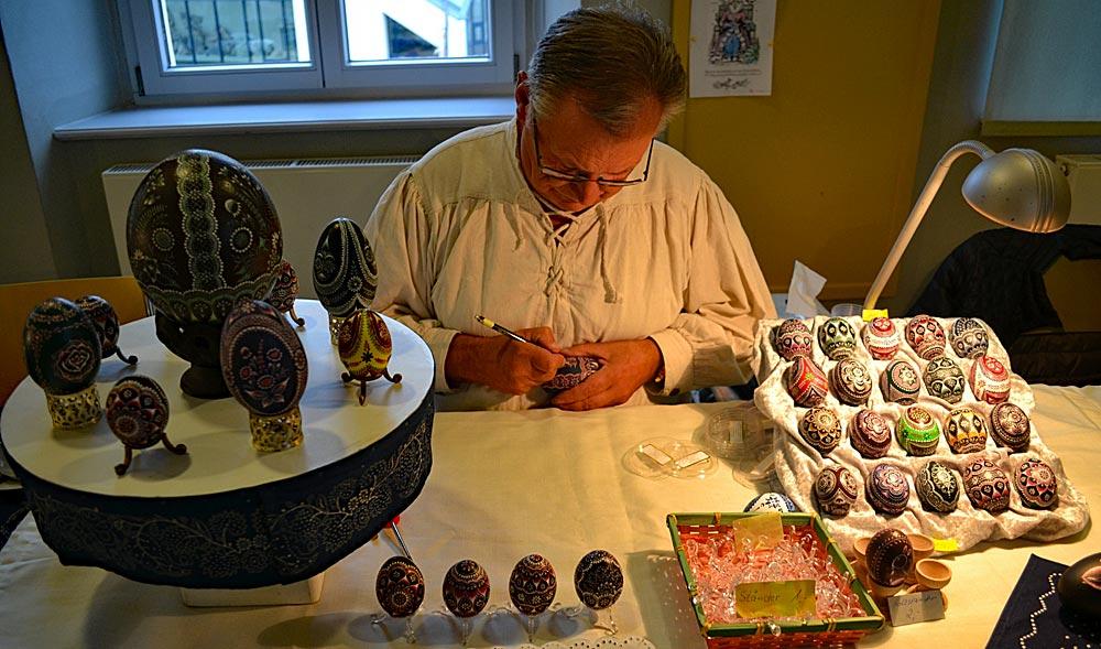 Bauzen zu Ostern