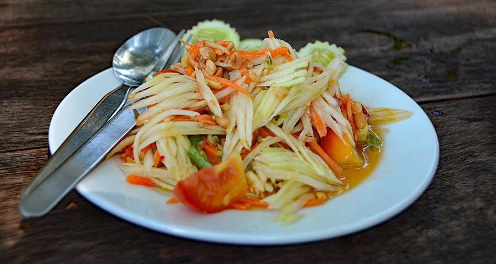Bangkok Essen und Trinken