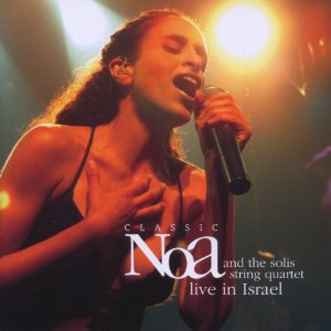 Noa Live in Israel