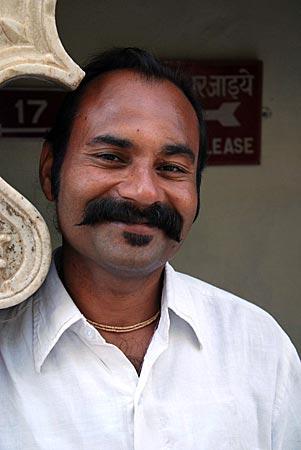 Indien - Reiseleiter Vipin Agarwal