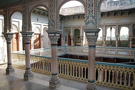 Indien - Havelimuseum Navalgarh
