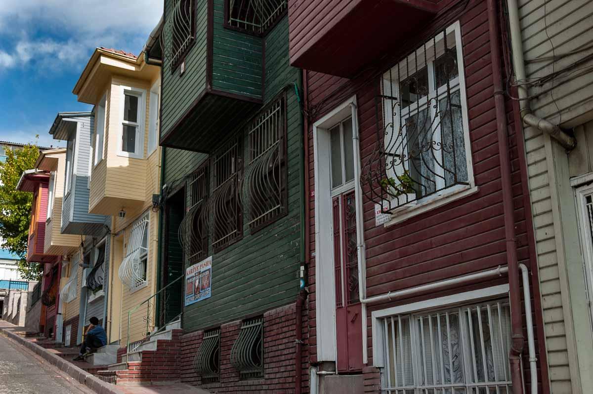 traditionelle bauten im alten istanbul in reisef hrer istanbul. Black Bedroom Furniture Sets. Home Design Ideas