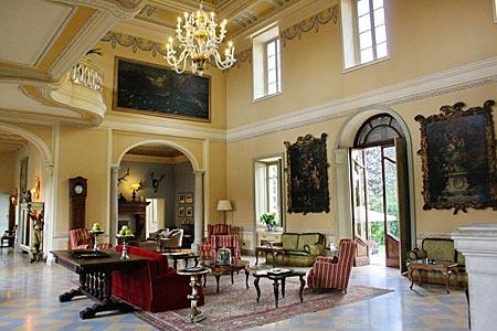 Piemont - Relais Villa Matilde in Romano Canavese (Hotel der Sterntouren)