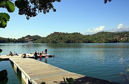 Piemont - der wunderschöne Lago di Sirio