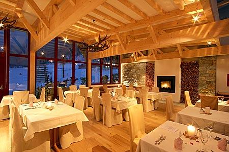 Italien - Südtirol - Bella Vista Speisesaal
