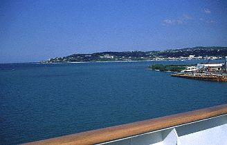 Jamaika, Montego Bay