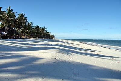 Diani beach security