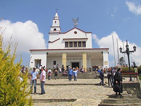 Kolumbien - Monserrate