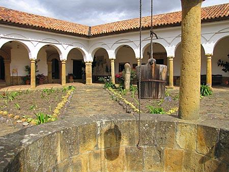 Kolumbien - Dominikanerkloster Santa Ecce Homo