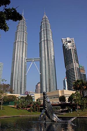 Malaysia - Kuala Lumpur - Petronas Twin Towers
