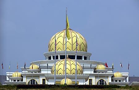 Malaysia - Kuala Lumpur - Königspalast