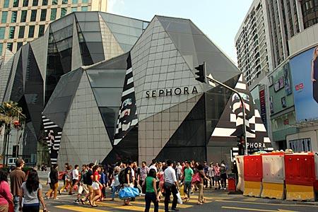 Malaysia - Kuala Lumpur - Shopping