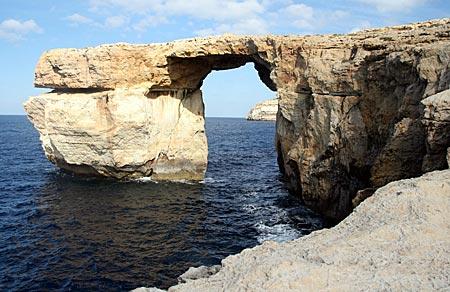 Gozo - Höhle der Kalypso