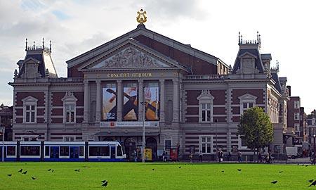 Niederlande - Amsterdam - Concert Gebouw