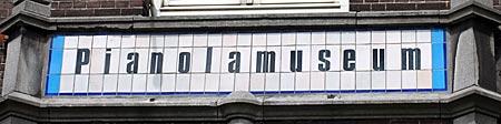 Niederlande - Amsterdam - Pianolamuseum