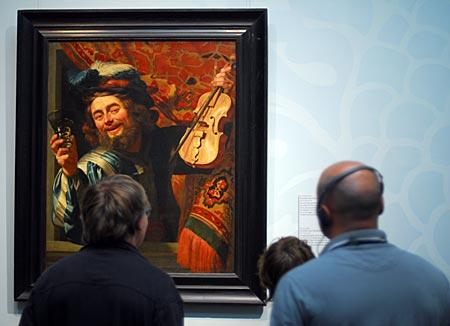 Niederlande - Amsterdam - Im Rijksmuseum