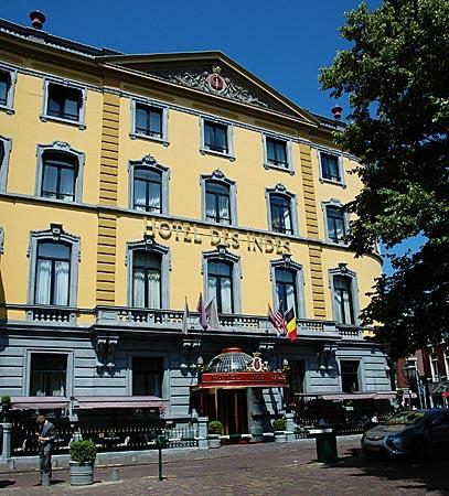 Niederlande - Den Haag - Hôtel des Indes
