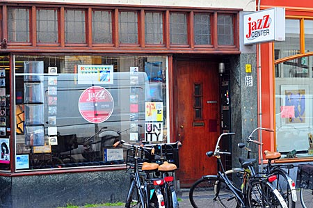 Niederlande - Den Haag - Musikgeschäft