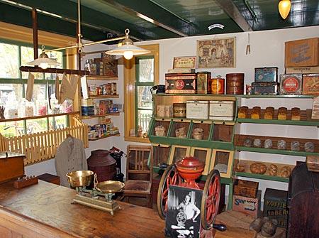Niederlande - Texel - alte Bäckerei im Kaap Skil Museum