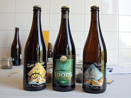 Niederlande - Texel - Bier auf dem Landgoed De Bonte Belevenis