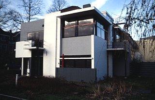 Utrecht Niederlande Welterbe Rietveld Huis