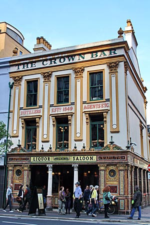 Nordirland - Belfast - Crown Liquor Saloon