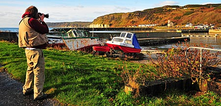 Nordirland - Rathlin Island - Fotograf