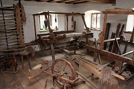 Österreich - Achensee - Eindrücke aus dem Tiroler Bauerhof Museum in Kramsach