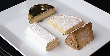 Niederösterreich - Käseteller